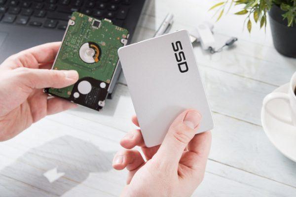 Prednosti SSD diskov
